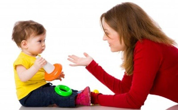 Encouraging Toddlers to Talk