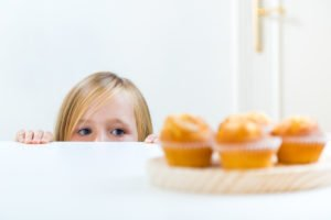 The 7 Stages of My 2-Year-Old in a Restaurant