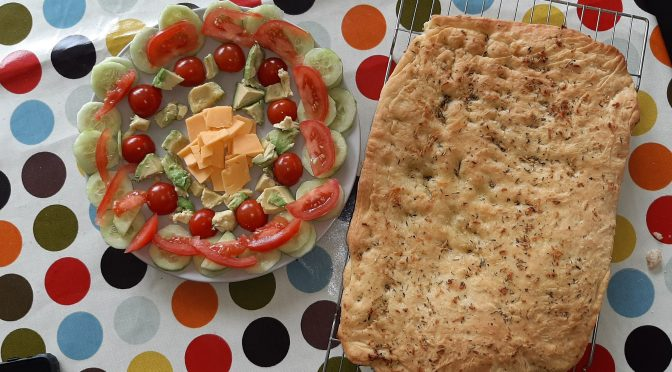 Simple Focaccia Bread Recipe